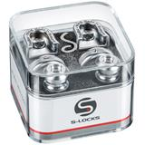 Schaller S-Locks Satin Chrome