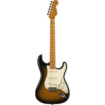 Fender Eric Johnson Stratocaster 2-Color Sunburst Maple elektrische gitaar