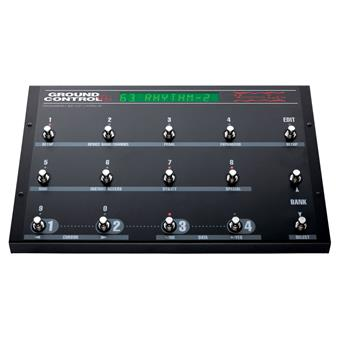 Voodoo Lab Ground Control Pro routing/switching pedaal