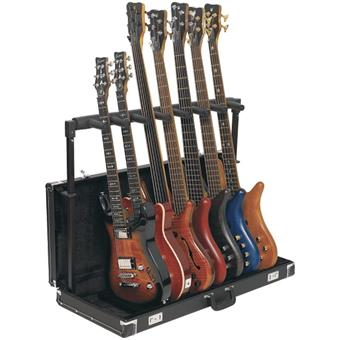 Rockstand RS 20851 B 7 stand in case guitar stand