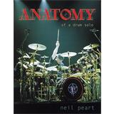 Hal Leonard Neil Peart Anatomy Of A Drum Solo