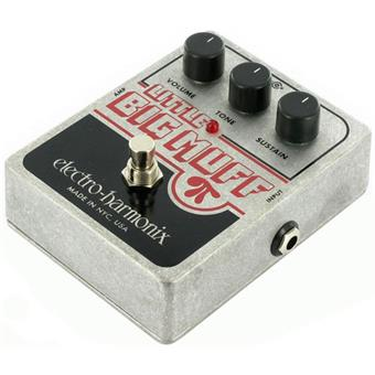 Electro Harmonix Little Big Muff Pi distortion pedal