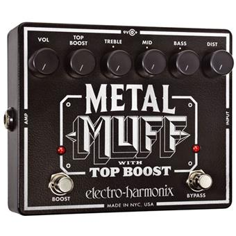Electro Harmonix Metal Muff metal distortion pedaal