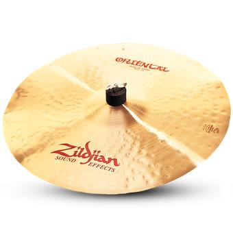 Zildjian 20 Oriental Crash Of Doom crash cymbal
