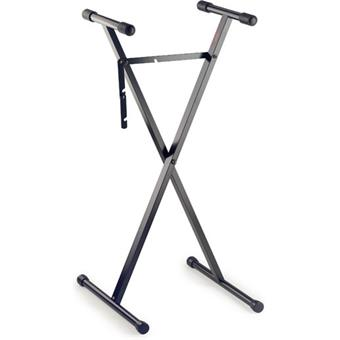 Stagg KXS-A3 X Style Keyboard Stand Black keyboard stand