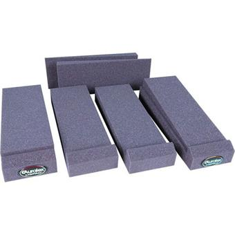 Auralex MoPad Monitor Isolation Pads sound absorption