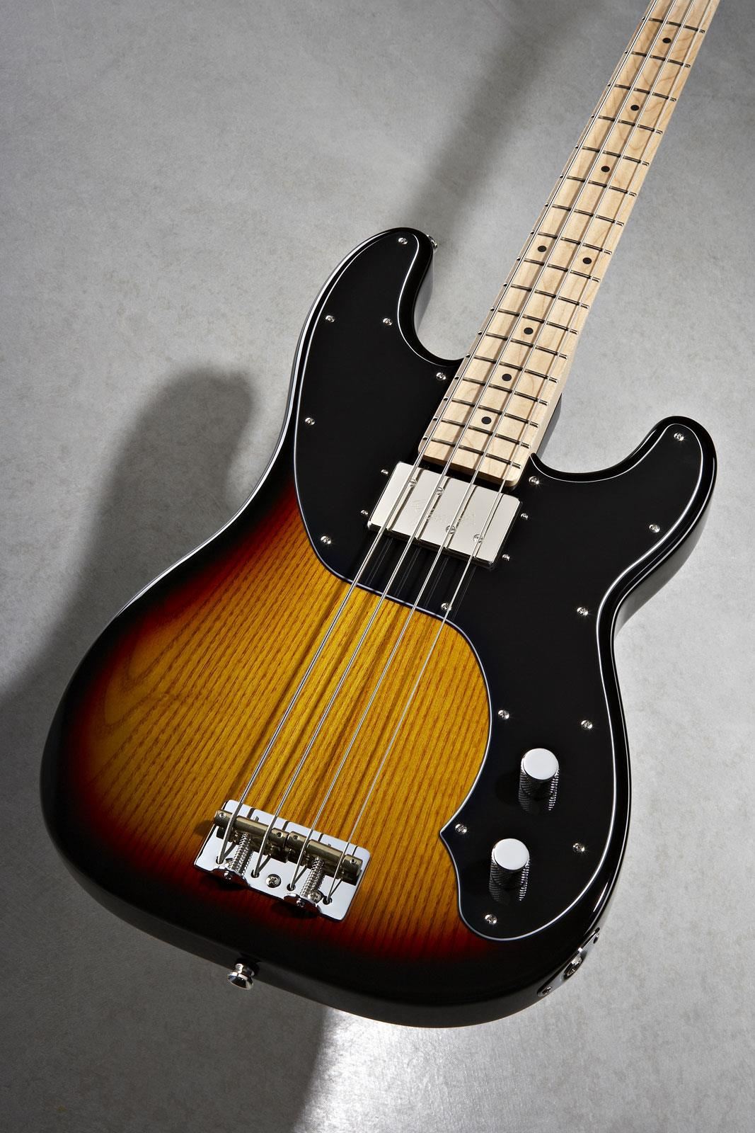 squier vintage modified precision bass tb 3 color sunburst keymusic. Black Bedroom Furniture Sets. Home Design Ideas