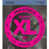 D'Addario EPS170 ProSteels Bass Regular Light 45-100