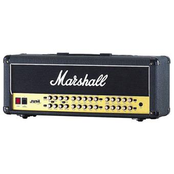 Marshall JVM410H tube guitar head