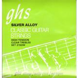 GHS 2150W Silver Alloy Classical Guitar Strings